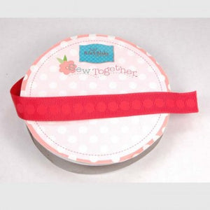 "5/8"" Polka Dot Ribbon - Various Colours"