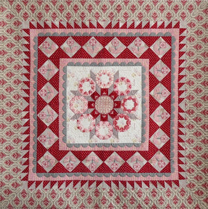 Turkish Delight Quilt Pattern