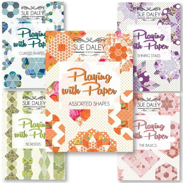Playing With Paper Ideas Booklet - Full Set of 5