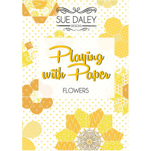 Playing With Paper Ideas Booklet - Flowers