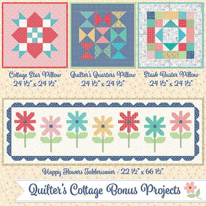 Quilter's Cottage Book