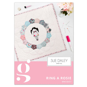 Ring A Rosie Mini Quilt