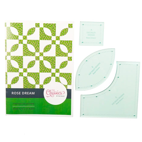 Rose Dream Classics Template Set