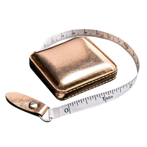 Rose Gold Tape Measure
