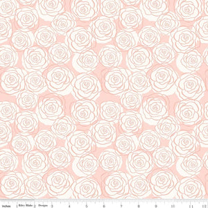 Bliss Roses Sparkle Blush