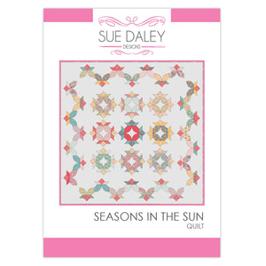 Seasons in the Sun Quilt Pattern