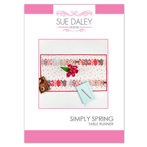 Simply Spring Table Runner Fabric Kit