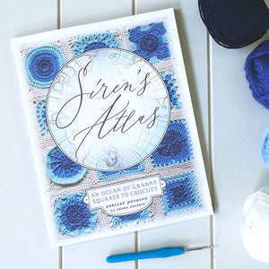 Siren's Atlas Book by Shelley Husband