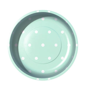 Magnetic pin bowl mint dot