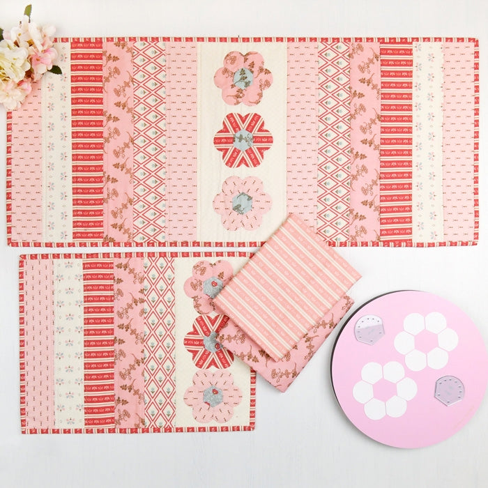 Strawberry Shortcake Table Runner