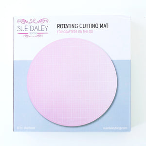 Sue Daley Rotating Cutting Mat Box