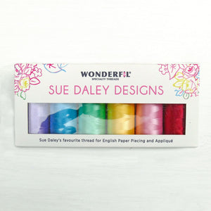 Sue Daley Wonderfil Thread Pack Brights