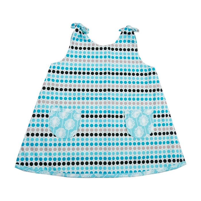 Sugar dress turquoise