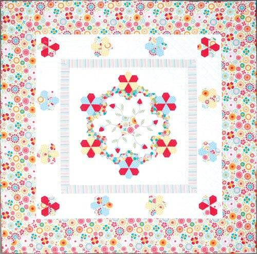Summer Love Quilt Pattern - COMING JANUARY