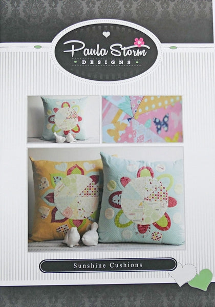Sunshine cushions Pattern