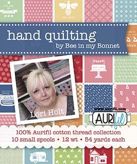 Lori Holt Hand Quilting Aurifil Thread Pack