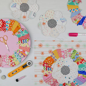 Windchime Quilt blocks