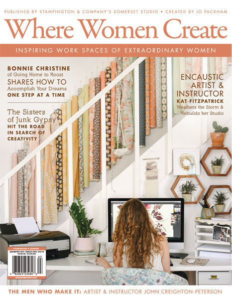 Where Women Create Issue 122