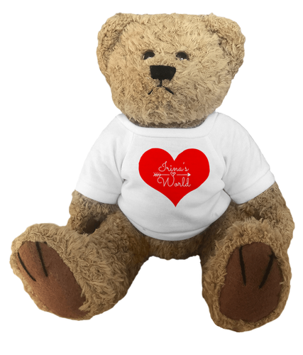 Irina Teddy Bear