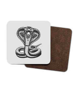 4 Pack Cobra Coaster