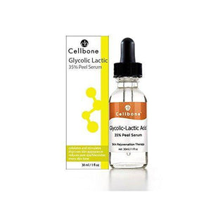 Cellbone Glycolic-Lactic 35% Peel Serum, 30ml/1fl oz