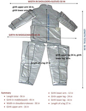 Load image into Gallery viewer, Far-Infrared Slimming Suit. Anti Cellulite and Weight Loss Body Wrap - shopnewspa.com