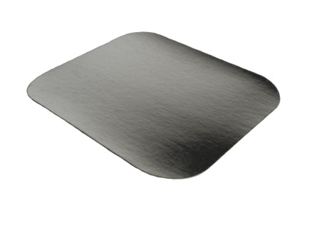 Board Lid For 1 lb. Oblong Foil Take-Out Pan
