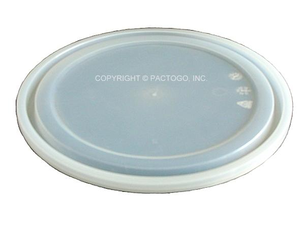 Lid For 128 oz. DELItainer Container (Clear)