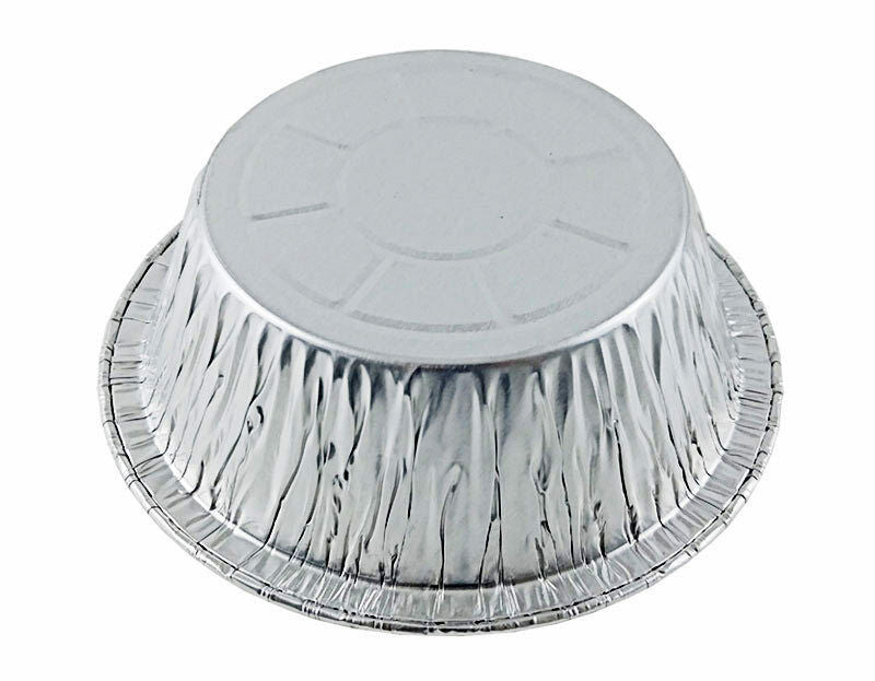 "Durable 5 3/4"" Deep Foil Meat/Pot Pie Pan 1000/CS"