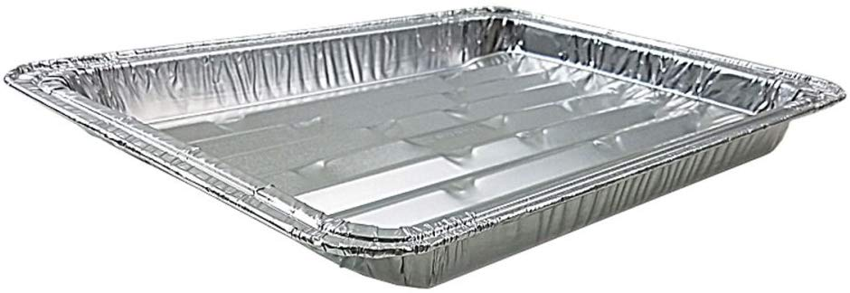 Handi-Foil Disposable Aluminum Foil Broiler Baking Cooking Pan 25/PK