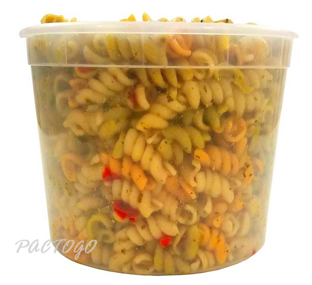 64 oz. Round Soup Container Tub