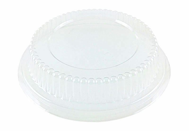 "Clear Dome Lid For 4 7/8"" Foil Tart Pan 125/PK"