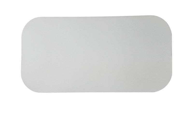 Board Lid for 3 lb. Oblong Pan