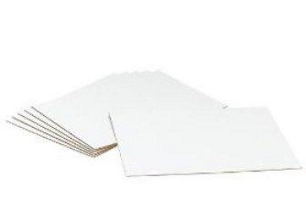 1/4 Size Corrugated Sheet Cake Pad