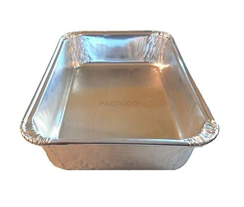 "D96 6"" x 4"" Oblong Smooth-Wall Danish Pan"