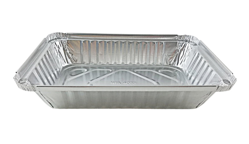 Handi-Foil 2 lb. Oblong Take-Out Pan