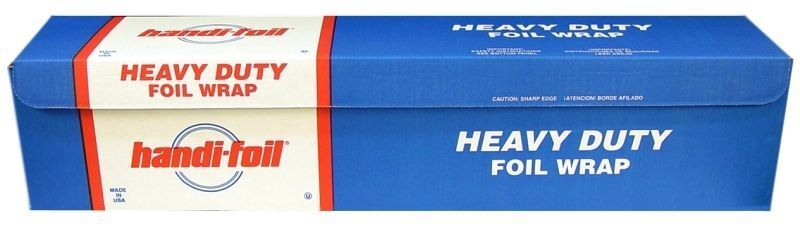 "Handi-Foil 24""x1000' Heavy Duty Foil Roll"