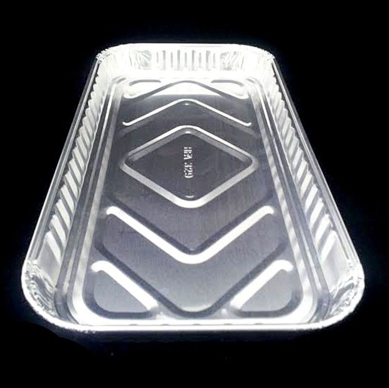 "Handi-Foil 10"" x 5"" Oblong Danish Pan 500/CS"