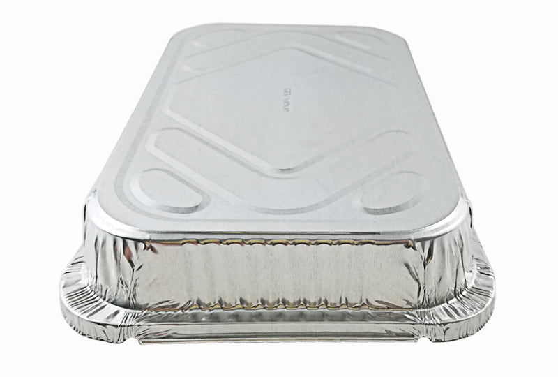 Handi-Foil 4 lb. Oblong Entrée Foil Take-Out Pan
