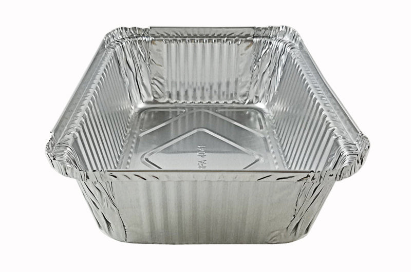 Handi-Foil 5 lb. Oblong Entrée Foil Take-Out Pan