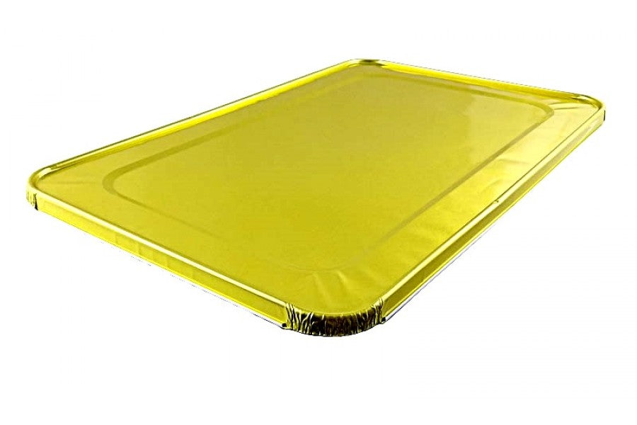 Handi-Foil Gold Lid for Full-Size Steam Table Pan 50/CS