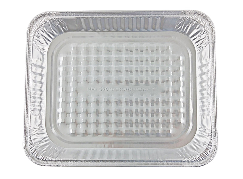 Handi-Foil Half-Size Shallow Steam Table Foil Pan