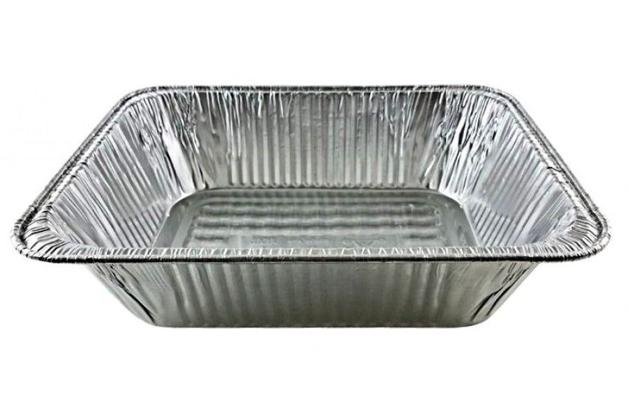 Handi-Max TruFit™ Half-Size Extra-Deep Steam Table Aluminum Foil Pan 100/CS