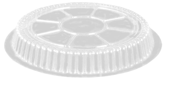 "Dome Lid For 8"" Round Foil Pan"
