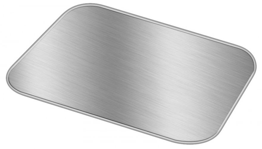 Board Lid For 1 1/2 lb. Oblong Deep Foil Pan 500/CS