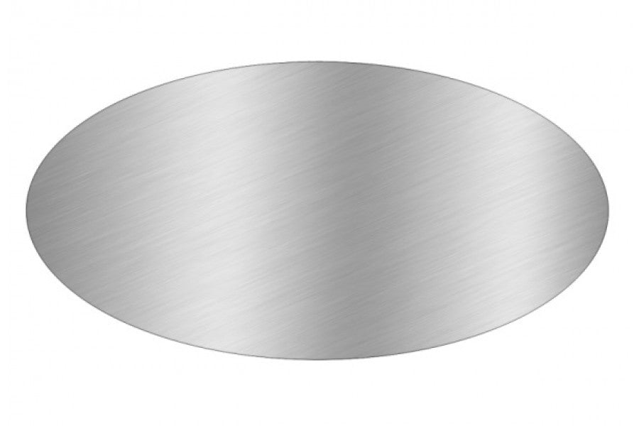 "7"" Round Slim Foil Laminated Board Lid"