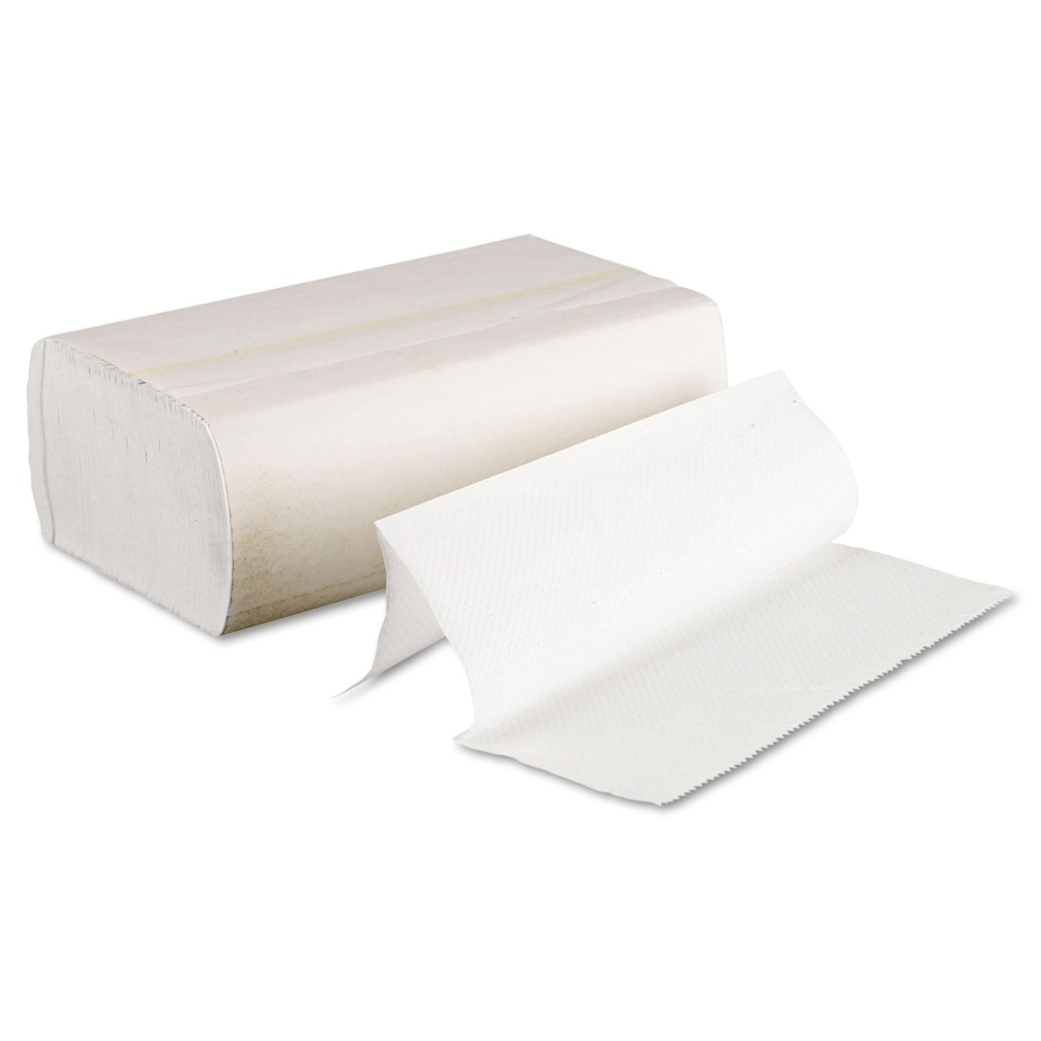 White Multi-Fold Paper Towel
