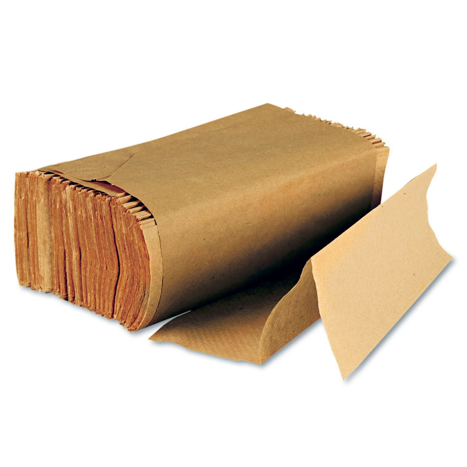 Brown Multi-Fold Paper Towel