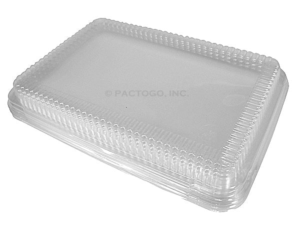 Low Dome Lid For 1/4 Size Sheet Cake Foil Pan