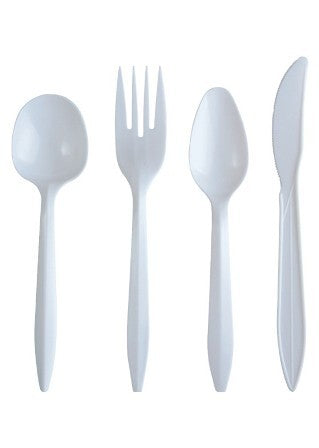 Medium Wt. Soup Spoons (Imported)